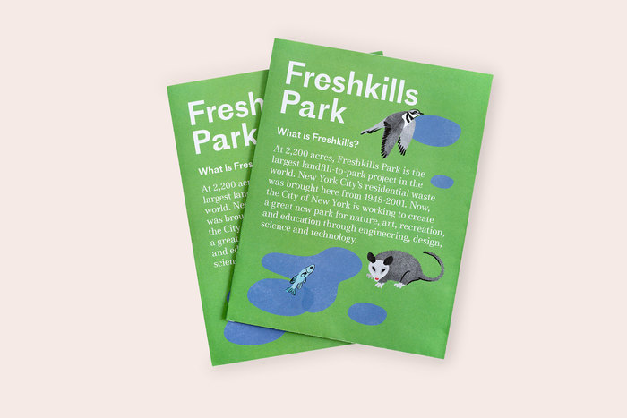 Freshkills Park publication 1