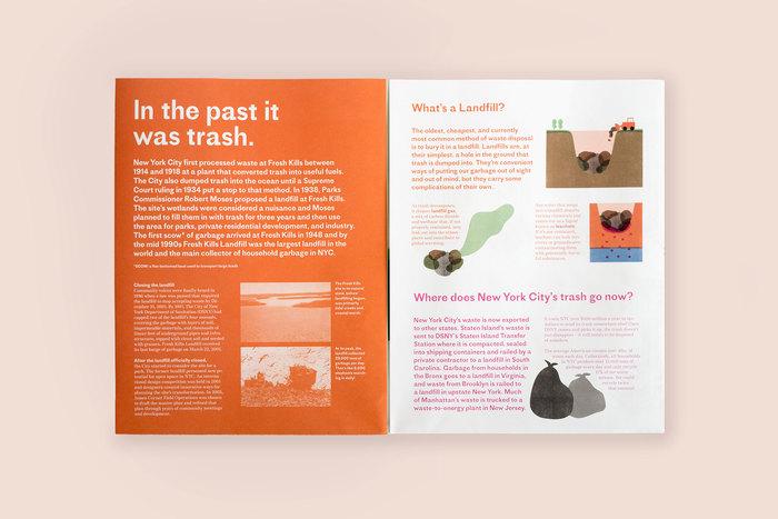 Freshkills Park publication 2