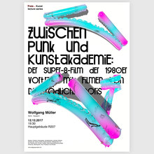 Freie Kunst lecture series