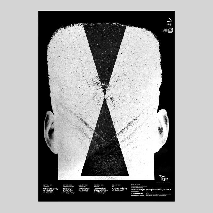 Kamera Akcja festival posters 2
