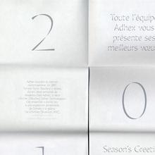 Adhex Technologies, 2018 wish card