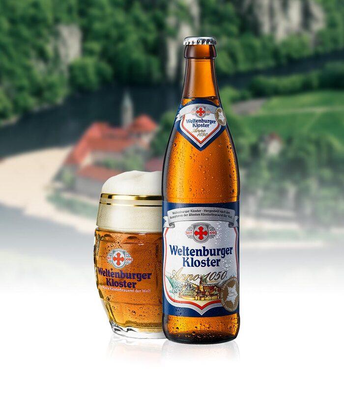 Weltenburger Kloster – Anno 1050