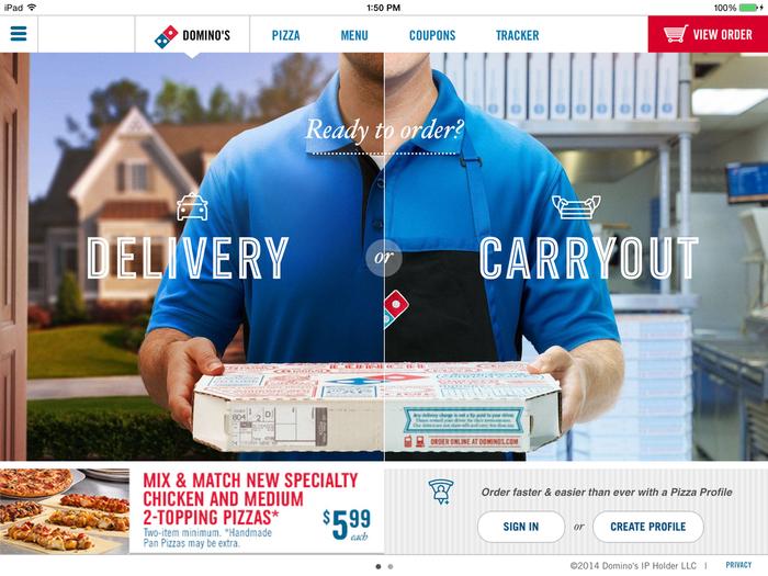 Domino's Pizza 2
