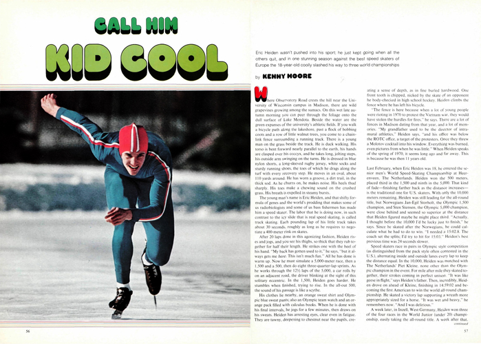 Sport Illustrated, Special Year-End Issue 1977 4