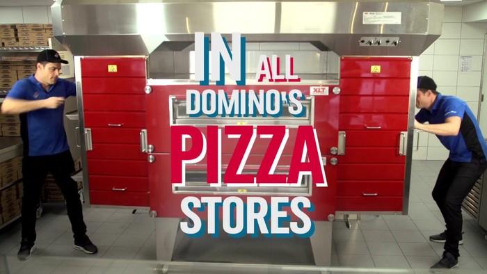 Domino's Pizza 3