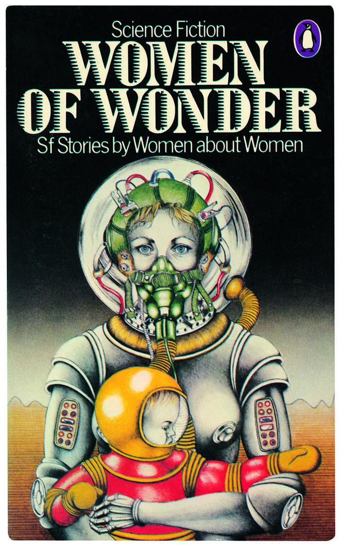 Women of Wonder (Penguin Books)