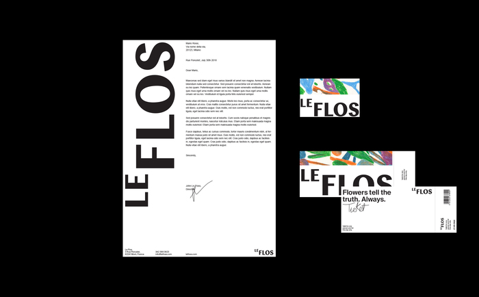 LeFlos branding (fictional) 4