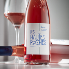 Les Hautes Roches wine label