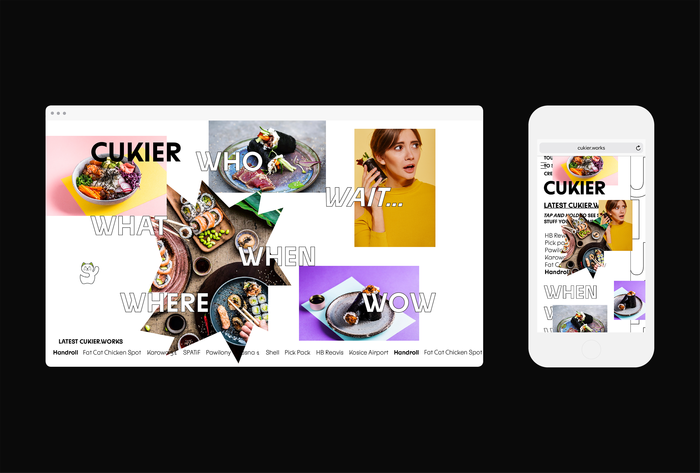 Check out CUKIER's daily stories @cukier.works