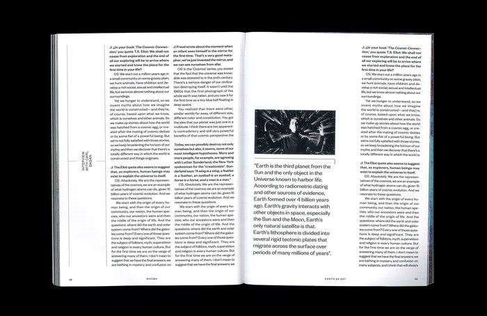Magma magazine 5