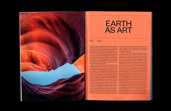 Magma magazine 2