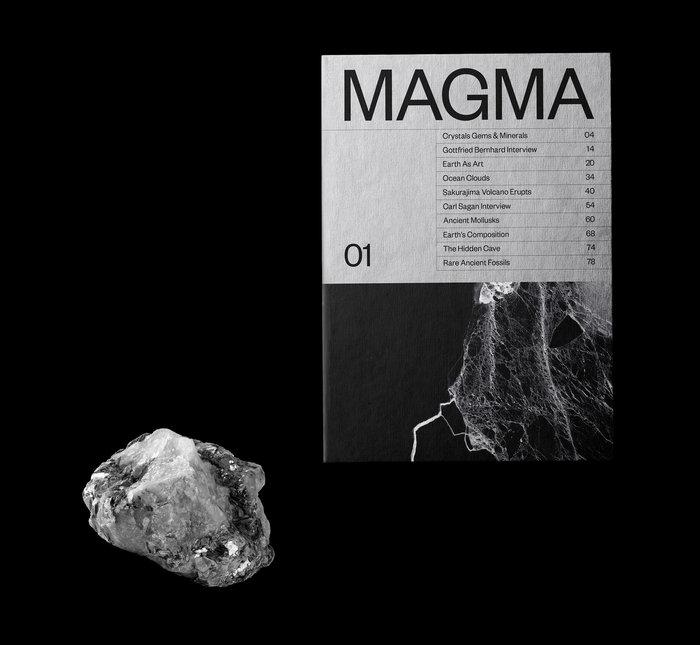 Magma magazine 1