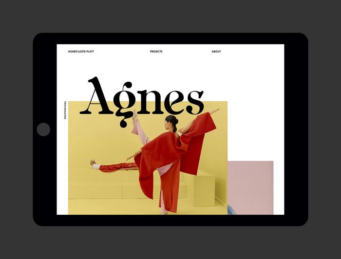 Agnes Lloyd-Platt website 1