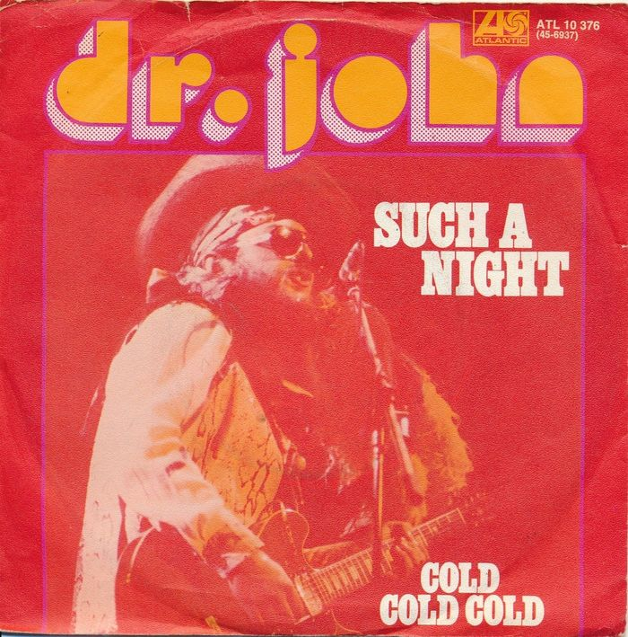 """Such A Night"" – Dr. John"