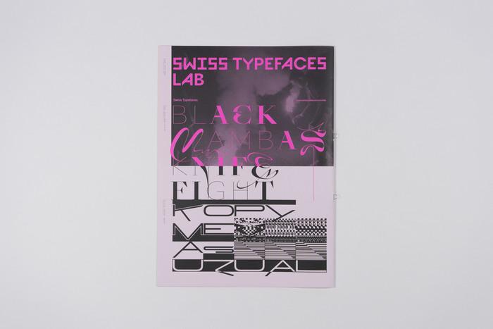 Type Life magazine #1, Special Lab (v2) 7
