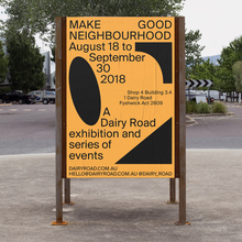 Make Good Neighbourhood