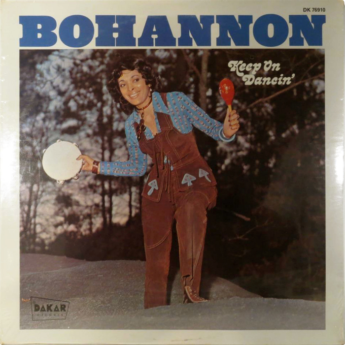 Original release by Dakar Records (a sublabel of Brunswick) from 1974.