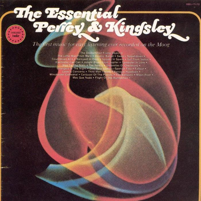 The Essential Perrey & Kingsley album art 1