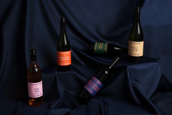 Village Wine labels 6