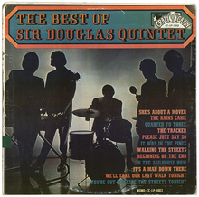 <cite>The Best Of</cite> – Sir Douglas Quintet