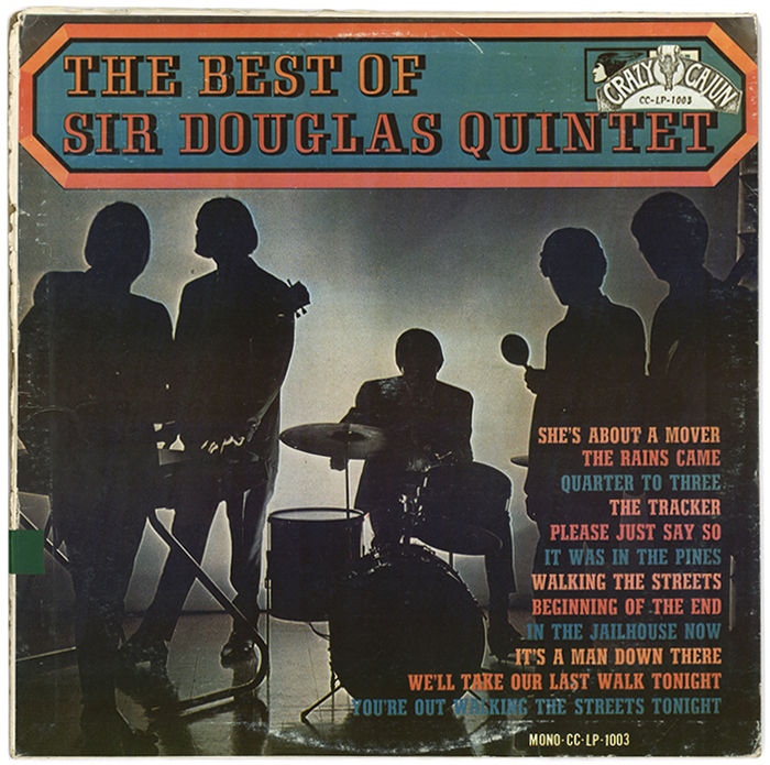 The Best Of – Sir Douglas Quintet 1