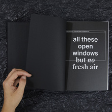 <cite>all these open windows, but no fresh air</cite>