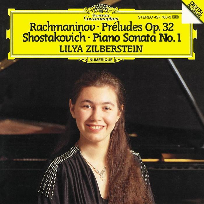 Lilya Zilberstein on Deutsche Grammophon (1989–94) 1