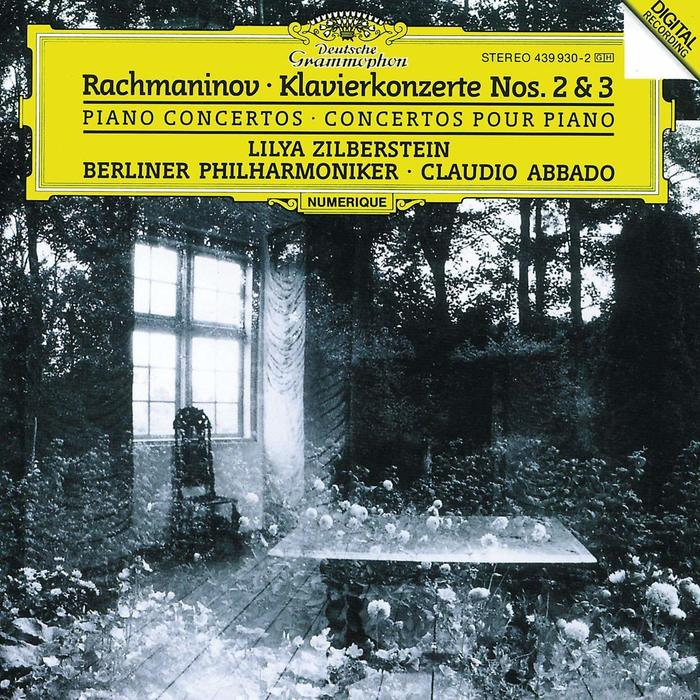 Lilya Zilberstein on Deutsche Grammophon (1989–94) 3