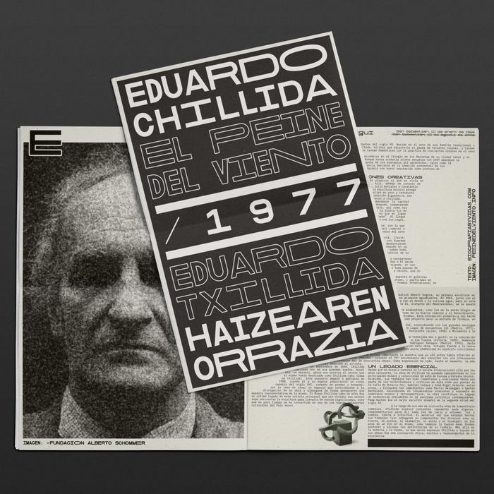 Oteiza & Chillida fanzines 5