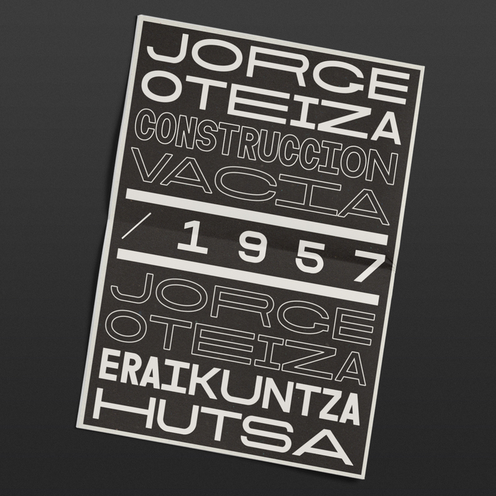 Oteiza & Chillida fanzines 4