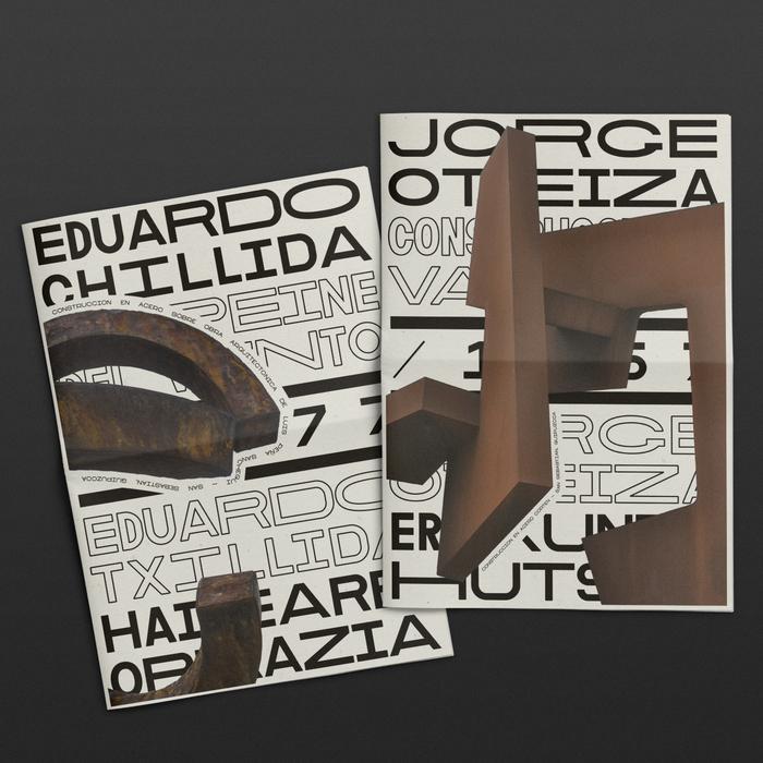 Oteiza & Chillida fanzines 1