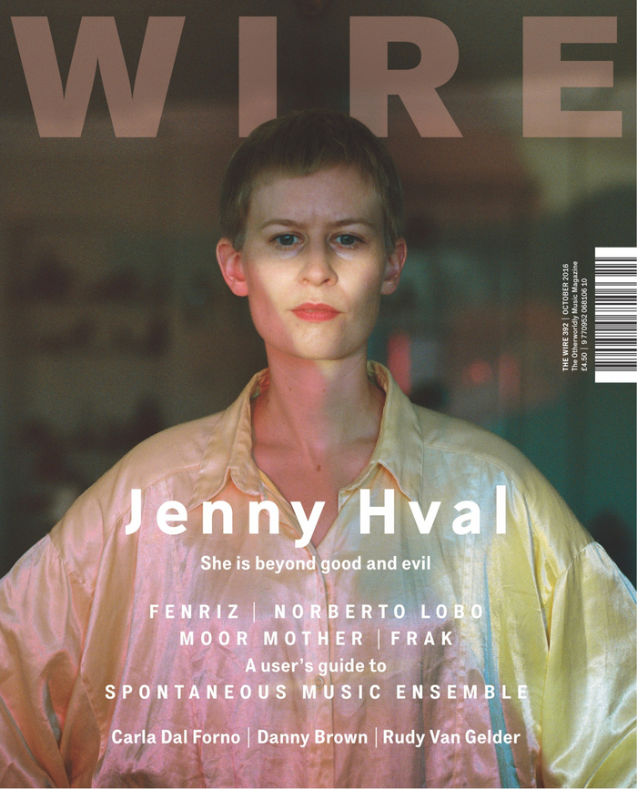 The Wire 392, October 2016