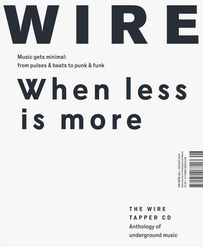 The Wire 414, August 2018