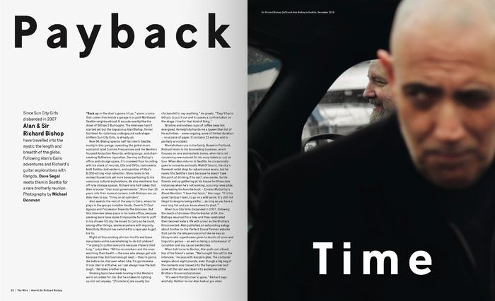 The Wire magazine, 2014–2018 12
