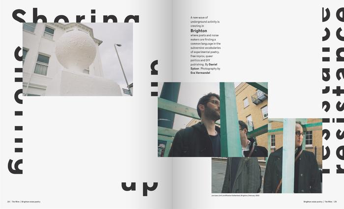 The Wire magazine, 2014–2018 15
