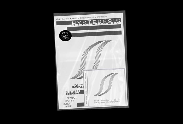 Rōnin Recordings RR002: Hysteresis 9