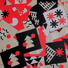 F/Nazca Saatchi & Saatchi Christmas greeting card
