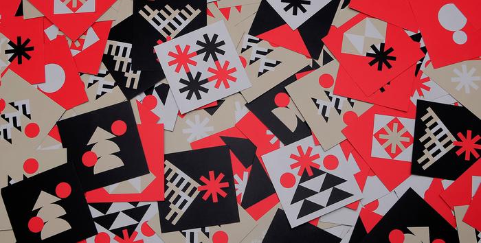 F/Nazca Saatchi & Saatchi Christmas greeting card 1
