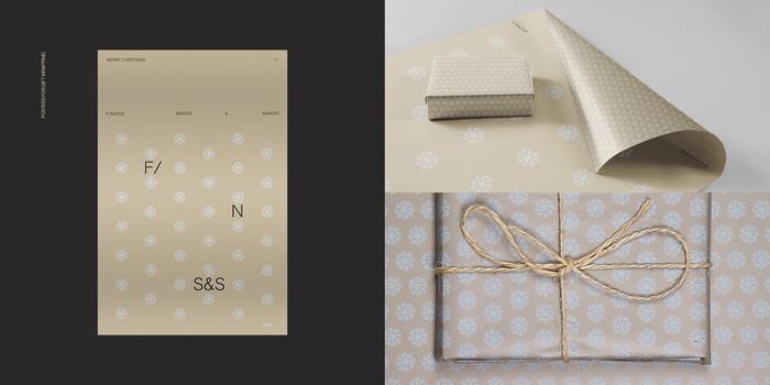 F/Nazca Saatchi & Saatchi Christmas greeting card 2