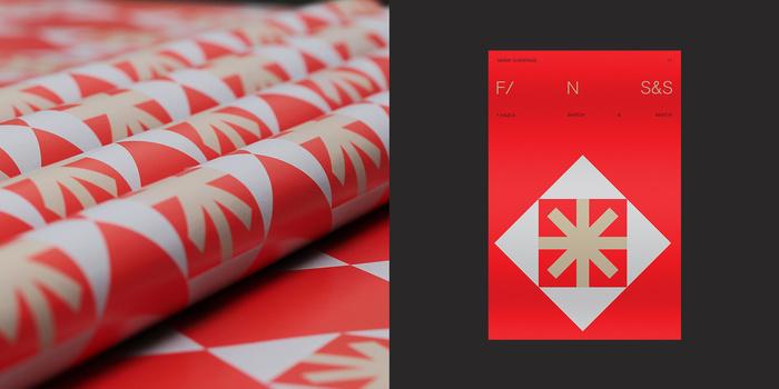 F/Nazca Saatchi & Saatchi Christmas greeting card 3