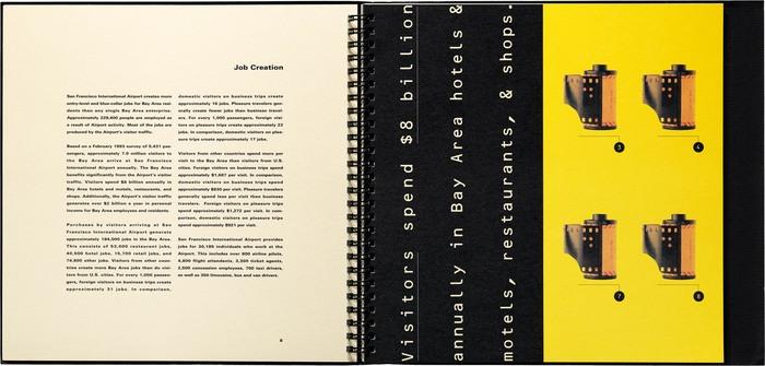 San Francisco Airport Annual Report 1993 2