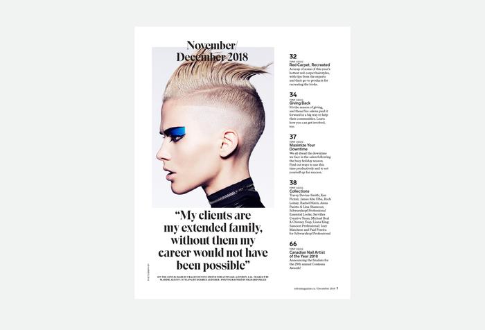 Salon magazine redesign 2