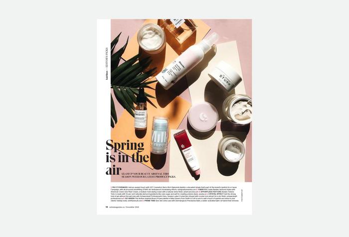 Salon magazine redesign 5