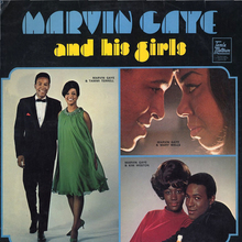 <cite>Marvin Gaye And His Girls</cite> – Marvin Gaye