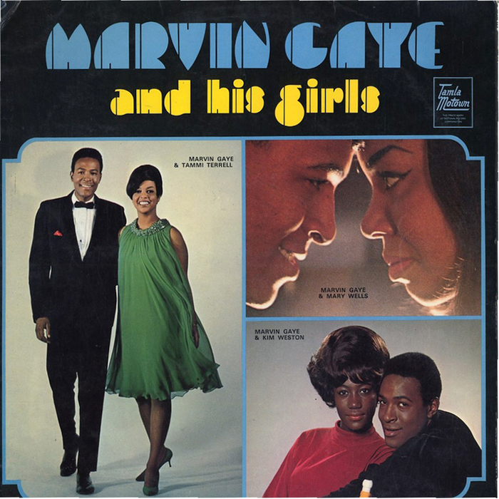 Marvin Gaye And His Girls – Marvin Gaye 1