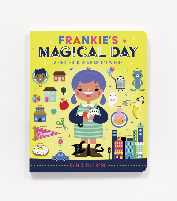 Frankie's Magical Day 1
