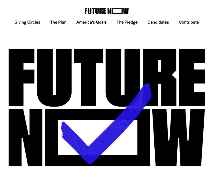 Future Now / America's Goals 1