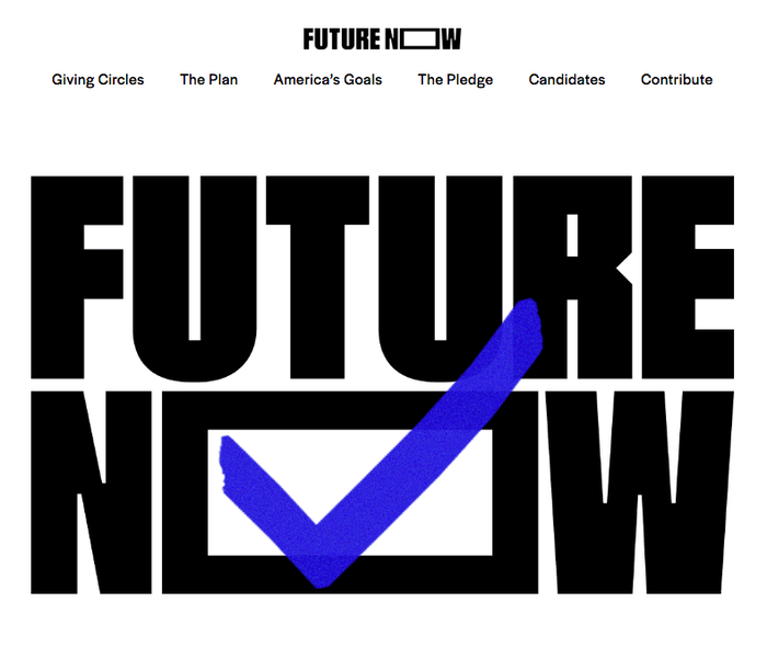 Future Now / America's Goals 1