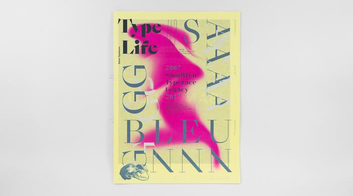 Type Life #2, SangBleu Typeface Legacy 1