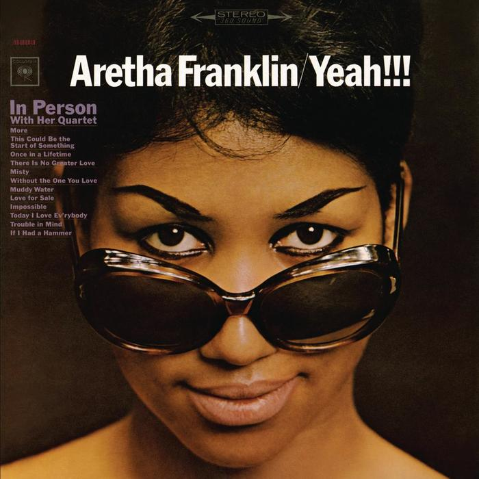 Aretha Franklin – Yeah!!! album art 1